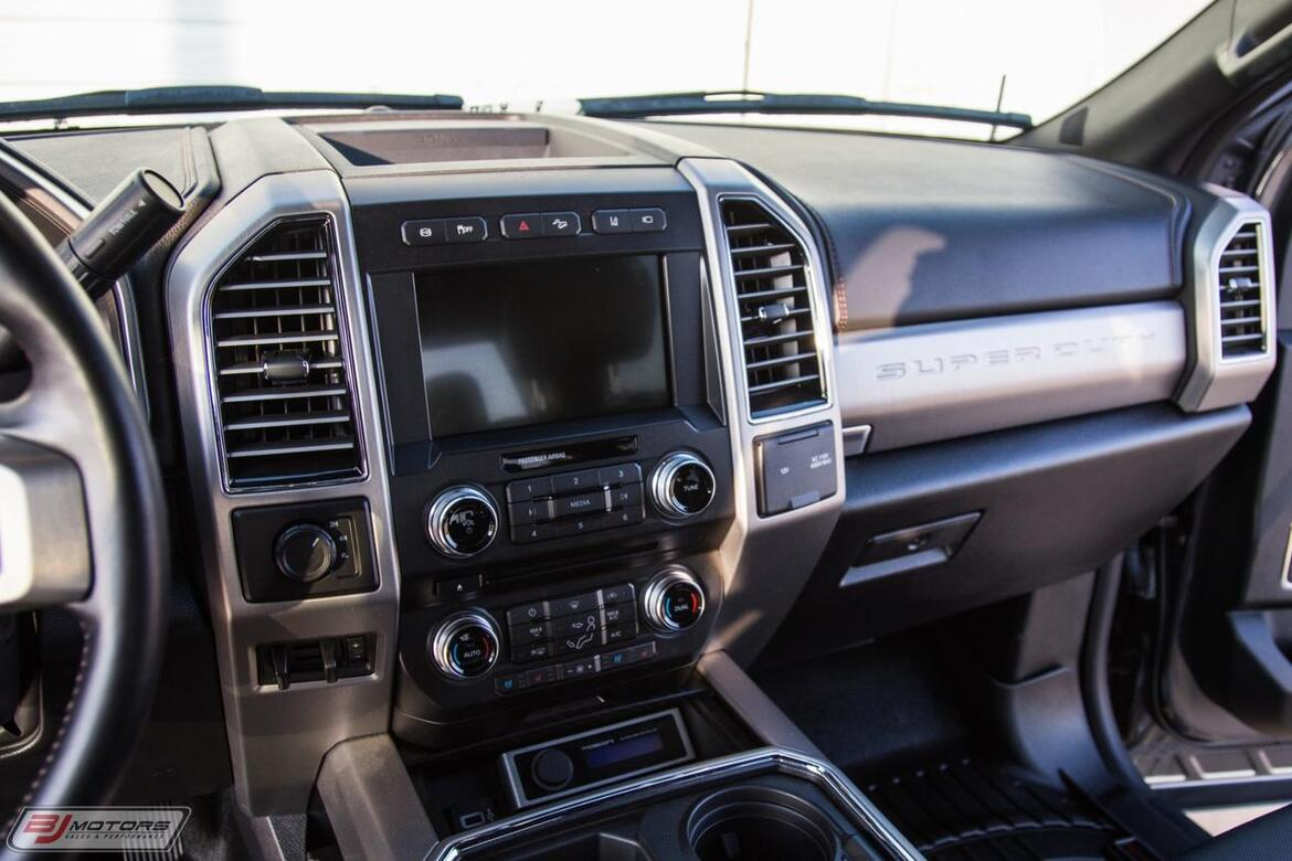 2018 Ford F-450 Super Duty Platinum Tomball TX