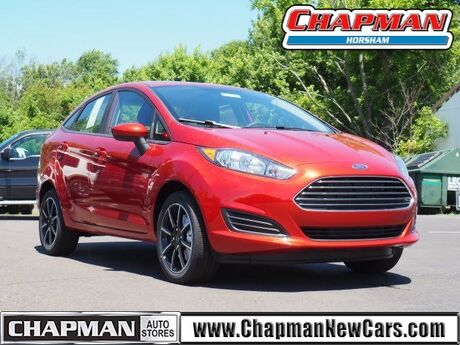 2018 Ford FIESTA 4DR SDN SE  PA