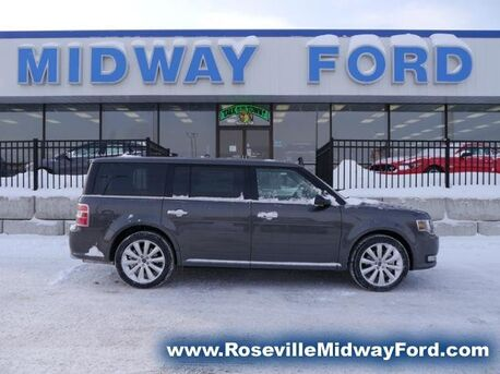 2018_Ford_Flex_SEL_ Roseville MN