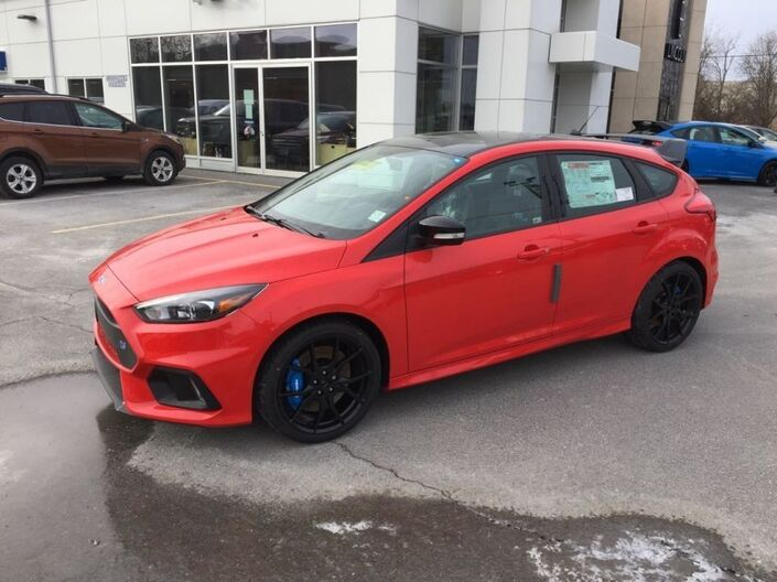 2018 Ford Focus RS Kingston ON