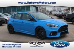 2018_Ford_Focus_RS_ Milwaukee and Slinger WI