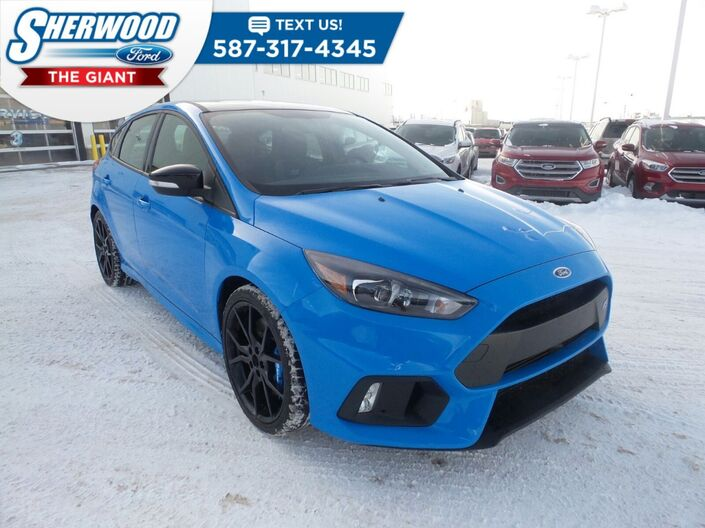 2018 Ford Focus RS Sherwood Park AB