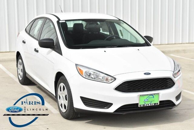 2018 Ford Focus S  TX