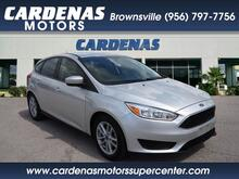 2018_Ford_Focus_SE_ Brownsville TX