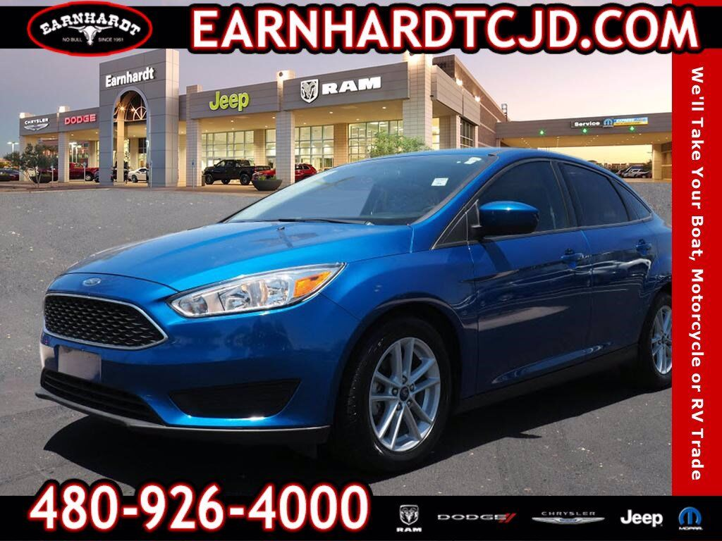 2018 Ford Focus SE Gilbert AZ