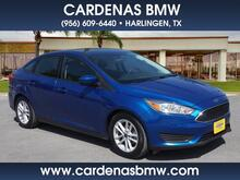 2018_Ford_Focus_SE_ Harlingen TX