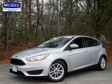2018_Ford_Focus_SE Hatch_ Pembroke MA