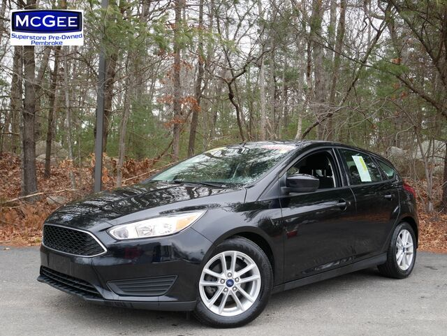 2018 Ford Focus SE Hatch Pembroke MA