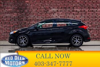 2018_Ford_Focus_SE Hatchback BCam Heated Seats_ Red Deer AB