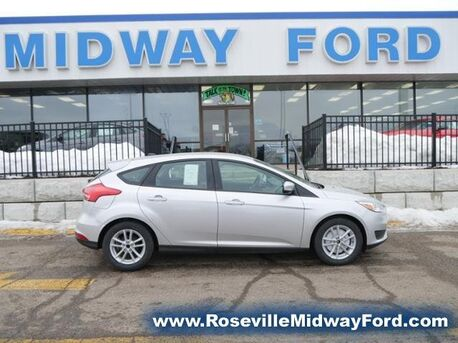 2018_Ford_Focus_SE_ Roseville MN
