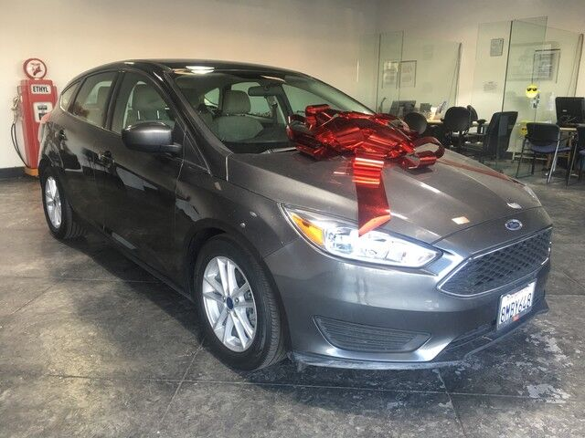 2018_Ford_Focus_SE_ San Jose CA