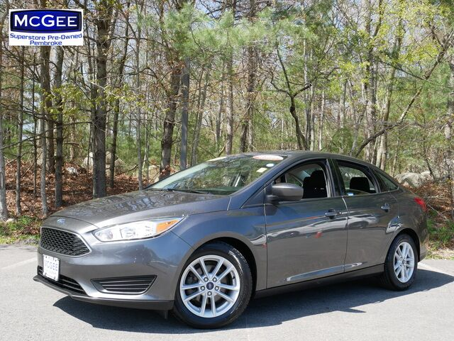 2018 Ford Focus SE Sedan Pembroke MA