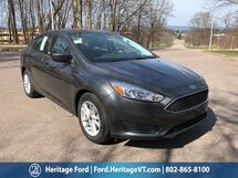 2018 Ford Focus SE South Burlington VT