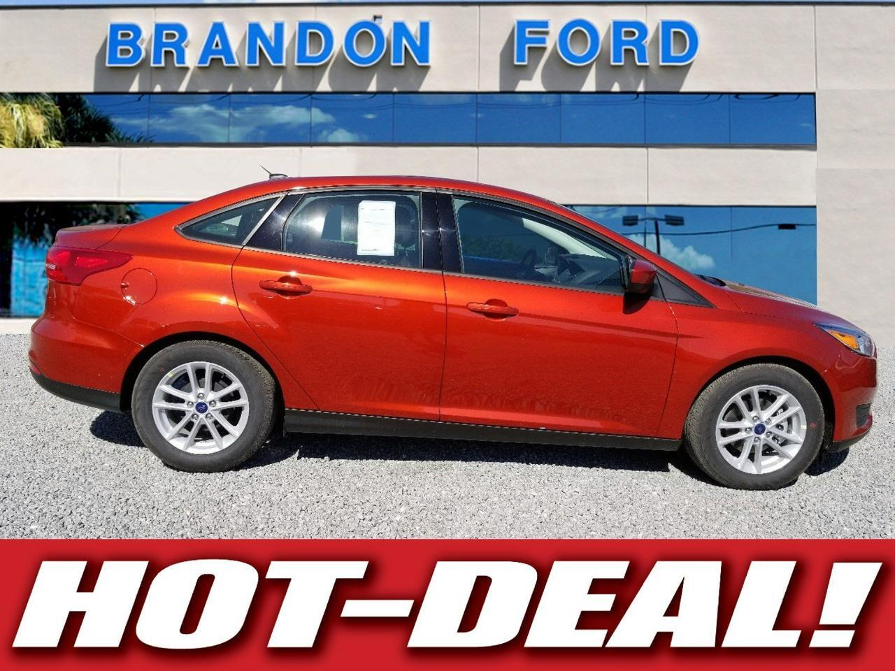 10 Best Certified Pre Owned Luxury Cars Under 30 000: 2018 Ford Focus SE Tampa FL 23153301