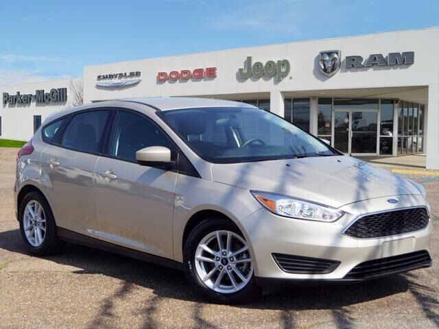 2018 Ford Focus SE West Point MS