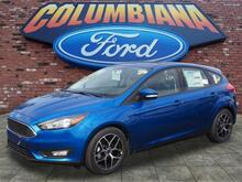 2018_Ford_Focus_SEL_ Columbiana OH