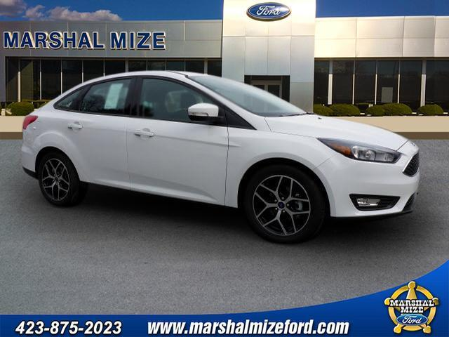 2018 Ford Focus Sel Chattanooga Tn 22247377