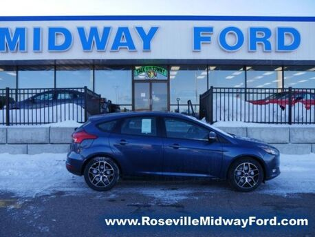 2018_Ford_Focus_SEL_ Roseville MN
