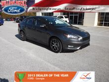 2018_Ford_Focus_SEL Sedan_ Augusta GA