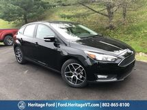 2018 Ford Focus SEL South Burlington VT