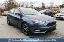2018 Ford Focus SEL South Burlington VT