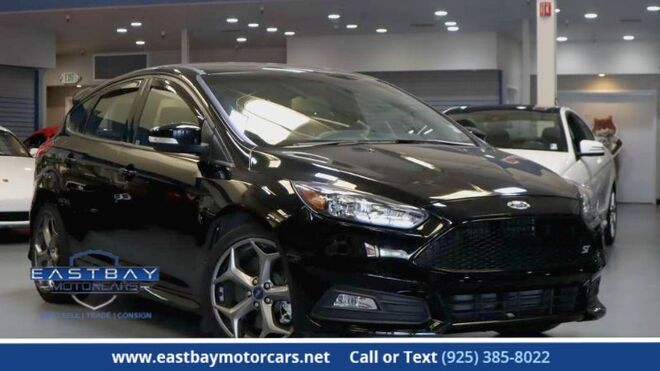 2018_Ford_Focus_ST_ San Ramon CA