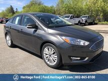 2018 Ford Focus Titanium South Burlington VT