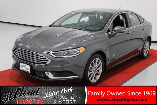 2018 Ford Fusion Energi SE Luxury Waite Park MN