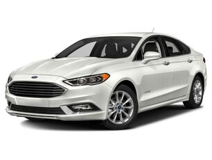 2018 Ford Fusion Hybrid S Boston MA