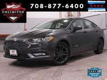 2018_Ford_Fusion Hybrid_SE_ Bridgeview IL