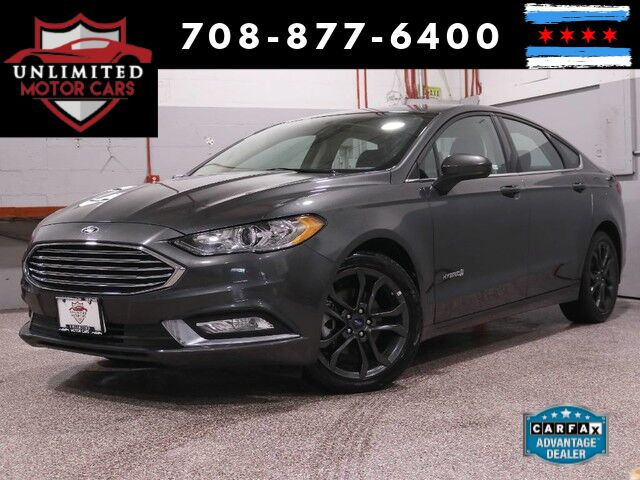 2018 Ford Fusion Hybrid SE Bridgeview IL