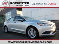 2018 Ford Fusion Hybrid SE CTP Rochester MN