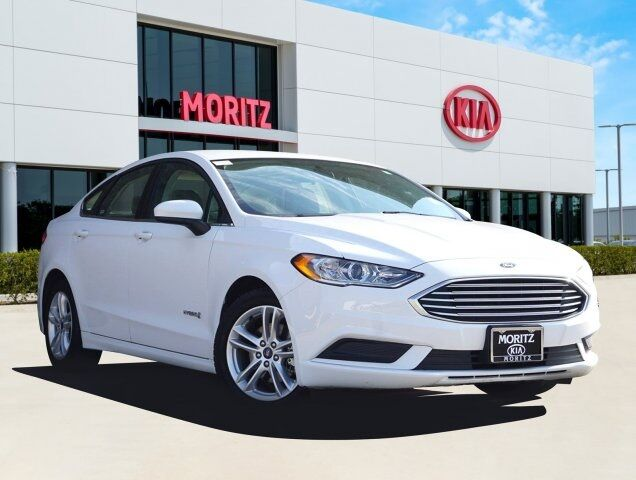 2018 Ford Fusion Hybrid SE Fort Worth TX