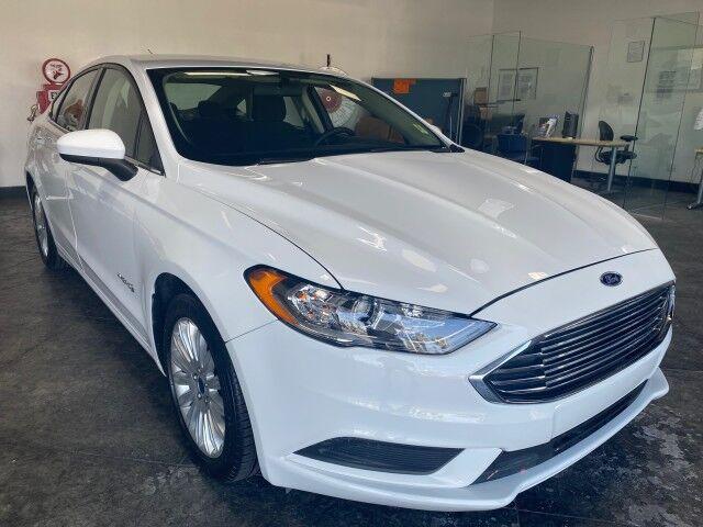 2018_Ford_Fusion Hybrid_SE_ San Jose CA