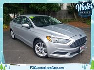2018 Ford Fusion Hybrid SE Watertown NY