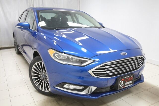 2018 Ford Fusion Hybrid Titanium w/ Navi & rearCam Avenel NJ
