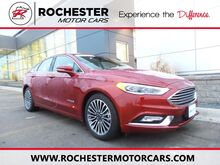 2018_Ford_Fusion Hybrid_Titanium w/ Remote Start + Heated/Cooled Seats_ Rochester MN
