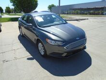2018_Ford_Fusion_S_ Colby KS