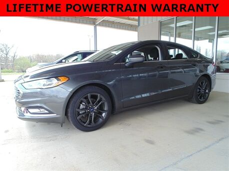2018_Ford_Fusion_S_ Paris TN