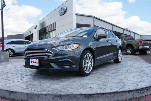 2018 Ford Fusion S Weslaco TX