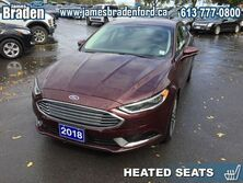 Ford Fusion SE  - Navigation - Leather Seats 2018