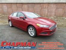 2018_Ford_Fusion_SE_  PA