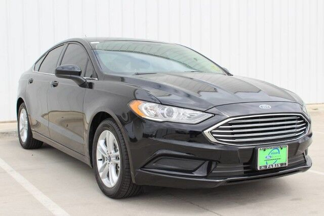 2018 Ford Fusion SE  TX