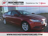 2018 Ford Fusion SE CTP Rochester MN