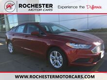 2018_Ford_Fusion_SE CTP_ Rochester MN