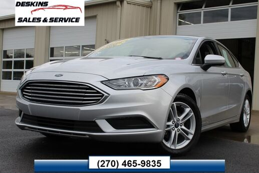 2018 Ford Fusion SE Campbellsville KY