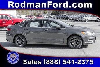 2018 Ford Fusion SE Boston MA