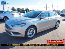 2018_Ford_Fusion_SE_ Hattiesburg MS