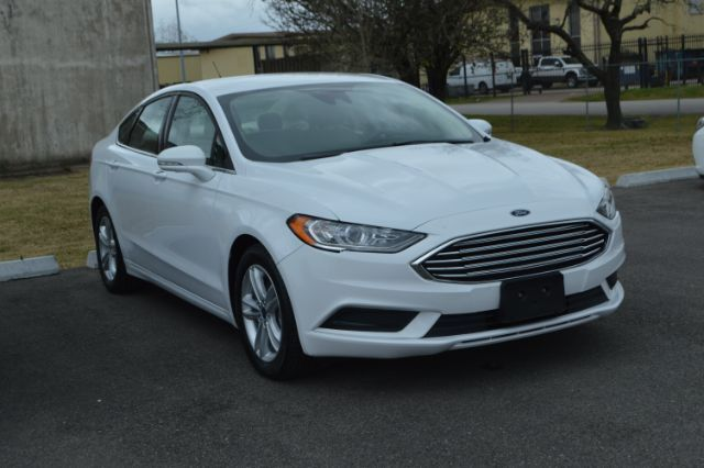 2018 Ford Fusion SE Houston TX