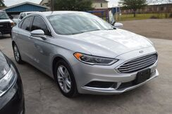 2018_Ford_Fusion_SE_ Houston TX